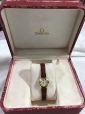 Omega Vintage Watch 18K Solid Gold