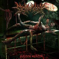 SICK MORGUE (Mexico)‎ – Surgical Mutation (Brutal Death, Slam) CD 2015