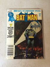 BATMAN #2 best of blue ribbon dc digest 100 pages JOKER,  NEAL ADAMS alfred 1979