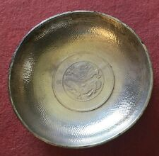 China Yunnan. Republic Dollar ND (1911)  Silver Coin Dish