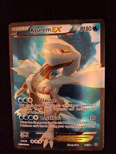 Kyurem-EX - 86/98 - Full Art Ultra Rare - NM-Mint XY Ancient Origins
