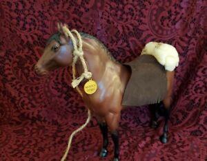 Vintage 1987 MADCC Souvenir Bag W/ Souvenir Breyer Horse And More