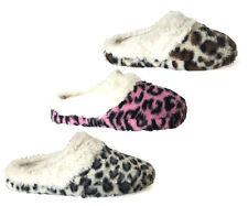 47c5900a71225 WHOLESALE LOT 36 Pairs NEW Women s Animal Print House Slipper Comfort  3075
