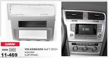 CARAV 11-469 1Din Marco Adaptador Kit Instalacion Radio VOLKSWAGEN Golf 7 2012+