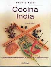 Cocina india. Sharda Gopal.