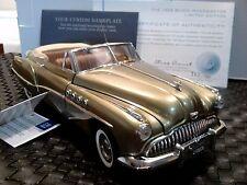 FRANKLIN MINT 1949 BUICK ROADMASTER..1:24..RARE GM LE OF 750..NIB..UNDISPLAYED