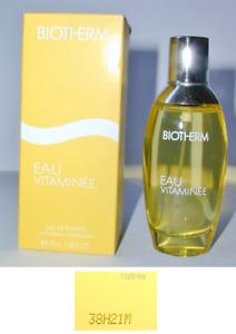 Biotherm EAU VITAMINEE Eau de Toilette 50 ml Spray - NEUWERTIG !