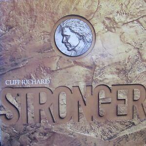 CLIFF RICHARD  LP  STRONGER