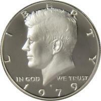1979-S 50c Kennedy Half Dollar Type 2 Choice Proof