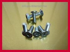 BMW R 850 R r1100 R r1100 GS-v2a viti viti in acciaio inox rubinetto MANUBRIO