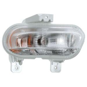 19-20 JEEP RENEGADE PARK & TURN SIGNAL LAMP LIGHT FRONT RIGHT MOPAR 68476389AA
