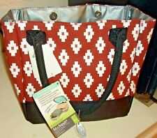 Nib Fit And Fresh Insulated Designer Lunch Bag