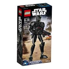 Lego 75121 Star Wars Constraction Buildable Figure Imperial Death Trooper Rogue