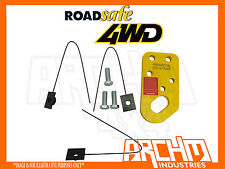 ROADSAFE PAIR OF HEAVY DUTY TOW POINTS-SUITS PATROL GQ & GU Y60 Y61