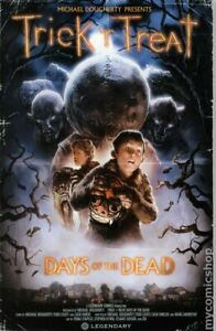 Trick 'r Treat Days of the Dead TPB #1-1ST NM 2015 Stock Image