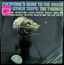 "T-BONES ""Everyone's Gone To The Moon"" LP Liberty 3471 Rock Sealed Mono"