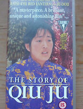 THE STORY OF QUI JU ZHANG YIMOU CHINESE FOREIGN LANGUAGE