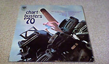 CHARTBUSTERS '70 DAVID BYRON URIAH HEEP ELTON JOHN 1st UK LP 1970 PSYCH LISTEN