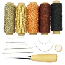 Lederbearbeitung Bastel- & Künstlerbedarf 14tlg Leder Werkzeuge Set Handwerkzeuge Leder Nähen Handwerk Handnähen Tool Set Rabatte Verkauf