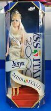 TANYA MISS ITALIA 2000 VESTITO DORATO