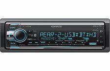 Kenwood Excelon KDC-X701 CD Receiver w/ USB / BLUETOOTH / SIRIUSXM / HD RADIO
