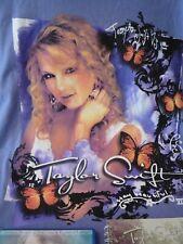 Vintage Taylor Swift Early 2007 or 8 Beautiful Concert shirt+ bonus
