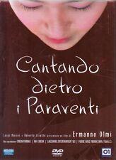 CANTANDO DIETRO I PARAVENTI - DVD (USATO EX RENTAL) SLIPCASE