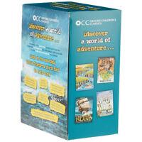 Oxford Children's Classics World of Adventure 4 Books Collection Box Pack Set UK