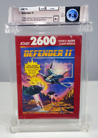 Defender II - Graded Wata 9.6 Sealed A+ Atari 2600 1988 USA