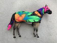 Breyer Peter Stone Ideal Stock Horse Roan Appaloosa Sleazy Sleepwear Box Ish