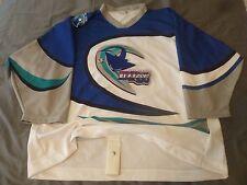 CORPUS CHRISTI ICERAYS authentic jersey WPHL FIGHT STRAP XXXL ice rays rayz CHL