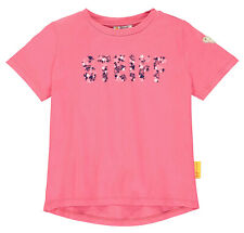 STEIFF® Mädchen T-Shirt kurzarm Bär Herzen 80-122 F/S 2020 NEU!