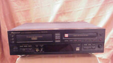 New listing Pioneer Pdr-W739 = Compact Disc Recorder & 3-Cd Player/Changer Combo