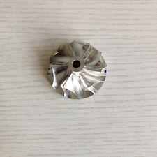 TB25 431350-0001e 39.80/51.37mm 6+6blades turbo billet compressor wheel