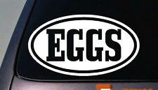 eggs sticker decal easter chicken bunny egg