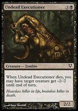 Undead Executioner X4 EX/NM Avacyn Restored MTG Magic Cards Black Common
