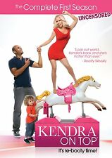 Kendra On Top . Season 1 . Wilkinson Hank Baskett Girls Next Door Playboy 2 DVD