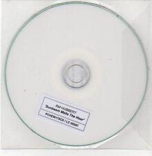 (DG25) RM Hubbert, Sunbeam Melts the Hour - DJ CD