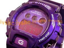 CASIO G-Shock DW6900CC-6 DW-6900CC-6 Purple Free Ship @