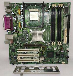 Intel D865GLC/PESO/PCD/PCK Motherboard Soc.478 + CPU Celeron 2.4 GHz
