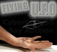 Magia Platillo Volador Misterio Flotando UFO Levitando Hilo Invisible Flotador