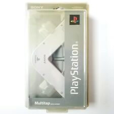 Official Sony PlayStation 1 Multitap (SCPH-1070) Gray New Sealed Damaged Package