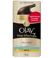 1 x Pack Olay Total Effects 7 in 1 Day Cream,Gentle With SPF 15,Anti-Aging, 50g