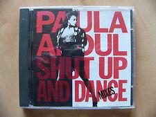 Shut Up And Dance von Paula Abdul (1990) the dance mixes CD