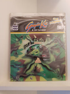 Graphic Kit (Skin/Sticker) for Sony Playstation 1, New Sealed