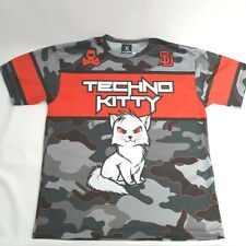 HK Army Techno Kitty Red  Signature Series Pro Harline Jersey Paintball