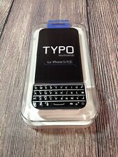 Typo Keyboard Case For iPhone 5/5s- New