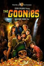 The Goonies Movie POSTER 27 x 40 Sean Astin, Josh Brolin, C, LICENSED NEW
