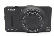 Nikon Coolpix S9300 16.0MP 3''Screen WIDE18x Zoom Digital Camera (NO BATTERY)