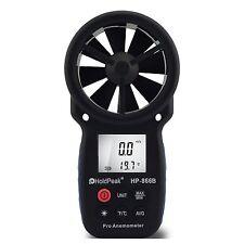 HOLDPEAK 866B Digital Anemometer THE BEST Wind Speed Meter Measures Wind Speed